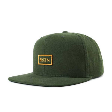 Brixton Rift II MP Snapback SP19 Leaf