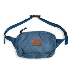 Brixton Stewart Hip Pack Orion Blue