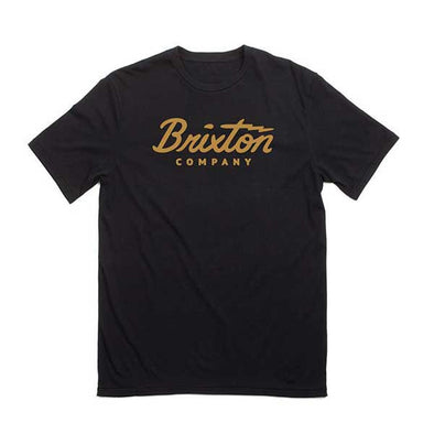 Brixton Struck Black Size S - Xtreme Boardshop