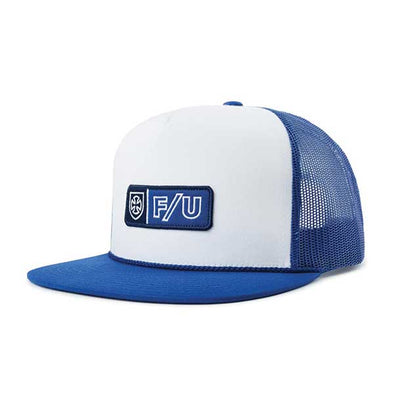 Brixton x Independent Turnpike HP Mesh Cap Royal/White