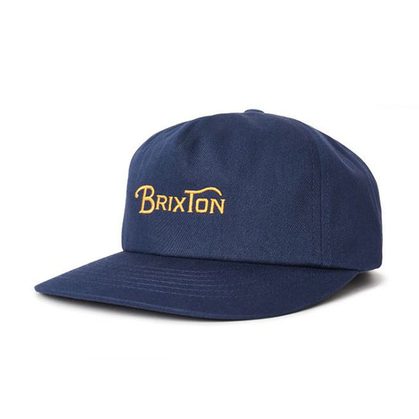 Brixton Wheelie LP Cap Patriot Blue