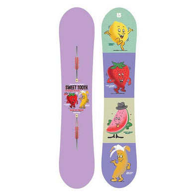 Burton 2013 Women's Sweet Tooth 145cm - Xtreme Boardshop