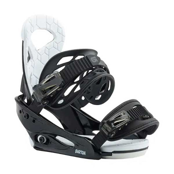 Burton 2019 Kid's Smalls Snowboard Binding Black One Size - Xtreme Boardshop