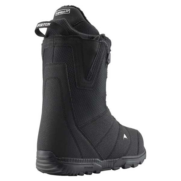Burton 2021 Men's Moto Snowboard Boot Black