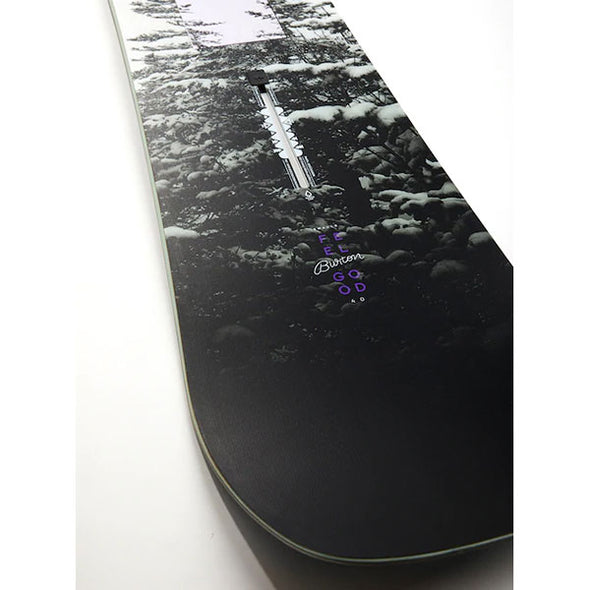 Burton 2021 Kids' Feelgood Smalls Camber Snowboard 135cm