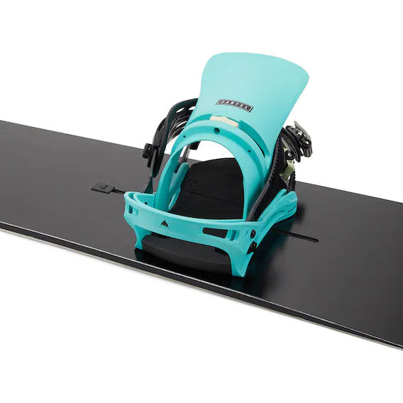 Burton 2021 Men's Cartel Re:Flex Snowboard Binding Glacier Green