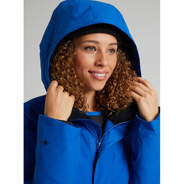 Burton 2021 Women's GORE‑TEX Kaylo Shell Jacket Lapis Blue