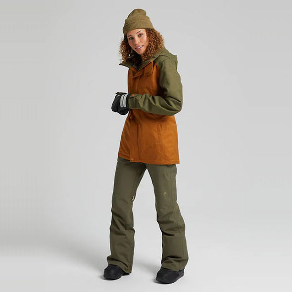 Burton 2021 Women's Jet Set Jacket Keef/True Penny