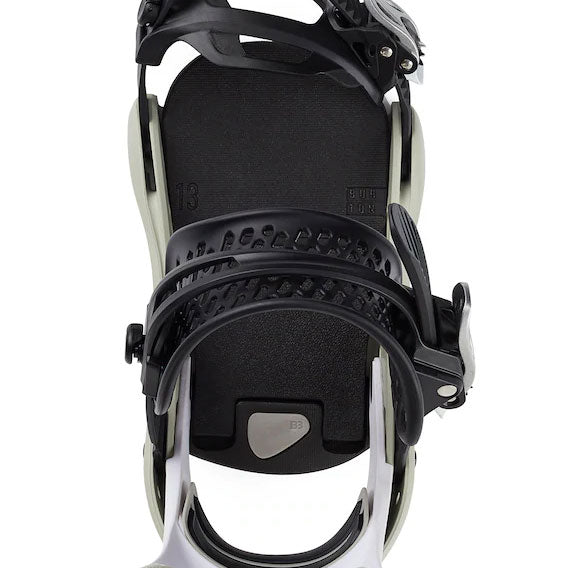 Burton 2021 Women's Lexa X Re:Flex Snowboard Binding Team Gray
