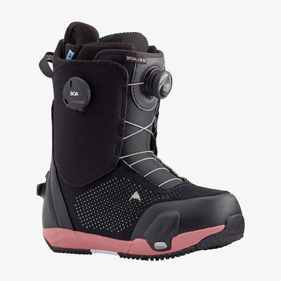 Burton 2021 Women's Ritual LTD Step On® Snowboard Boot Black