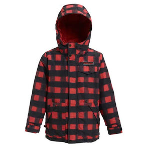 Burton 2019 Boys' Dugout Jacket Spray Buffalo - Xtreme Boardshop