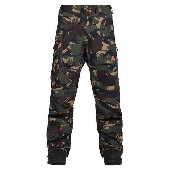 Burton 2019 Men's Covert Pant Seersucker Camo