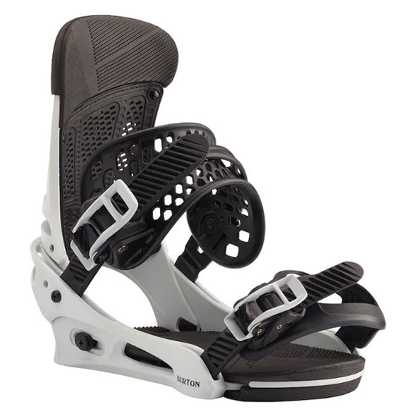 Burton 2020 Men's Malavita Re:Flex™ Snowboard Binding Frost