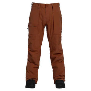 Burton 2019 Men's Southside Pant Slim Fit Chestnut