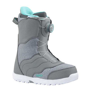 Burton 2018 Women's Mint Boa Gray - Xtreme Boardshop