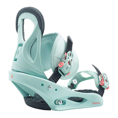Burton 2020 Women's Citizen Re:Flex™ Snowboard Binding Blue