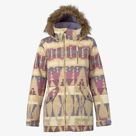 Burton 2017 Women's Hazel Jacket Vision Quest