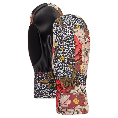 Burton 2020 Women's Profile Under Mitten Cheetah Floral