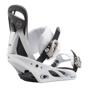 Burton 2020 Women's Scribe Re:Flex™ Snowboard Binding Fade To White