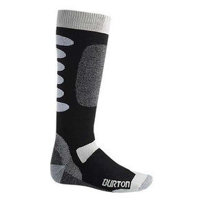 Burton 2016 Men's Buffer II Snowboard Sock Black Size M - Xtreme Boardshop