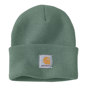 Carhartt Arcylic Watch A18 Beanie Leaf Green