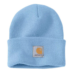 Carhartt Arcylic Watch A18 Beanie Light Blue