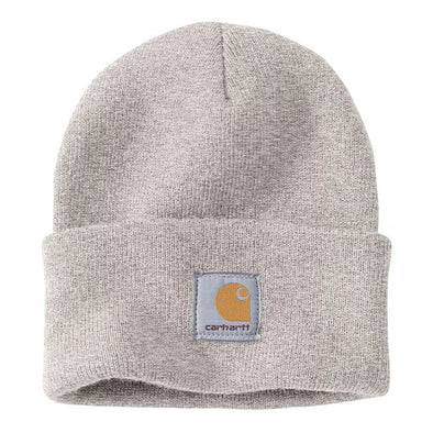 Carhartt Arcylic Watch A18 Beanie Alabaster Heather