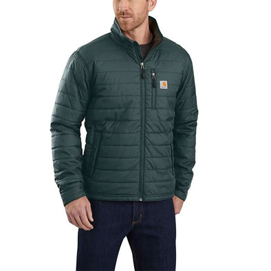 Carhartt Gilliam Jacket Fog Green