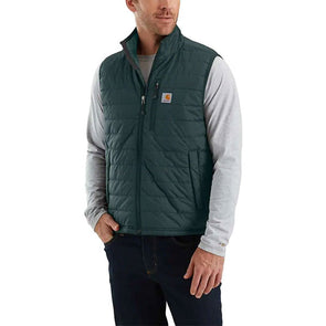 Carhartt Gilliam Vest Fog Green