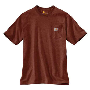 Carhartt Workwear Pocket Iron Ore Heather
