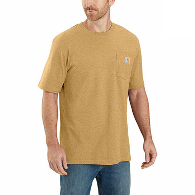 Carhartt Workwear Pocket Yellowstone Heather