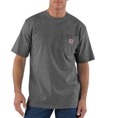 Carhartt Workwear Pocket Carbon Heather