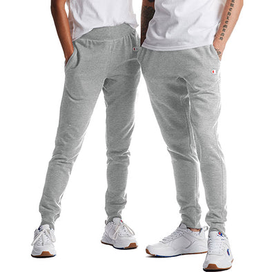 Champion Reverse Weave Trim Joggers Oxford Grey