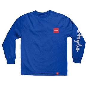 Chocolate Hometown Chunk L/S Royal