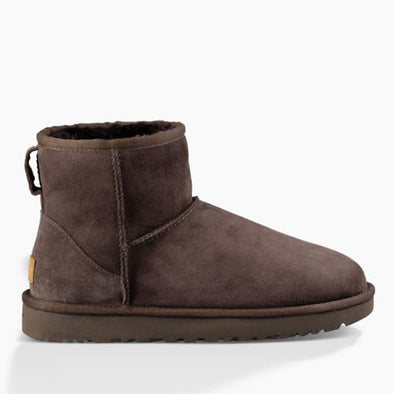 UGG Women's Classic Mini II (1016222) Chocolate - Xtreme Boardshop