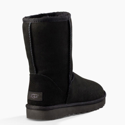 UGG Women's Classic Short II (1016223) Black - Xtreme Boardshop