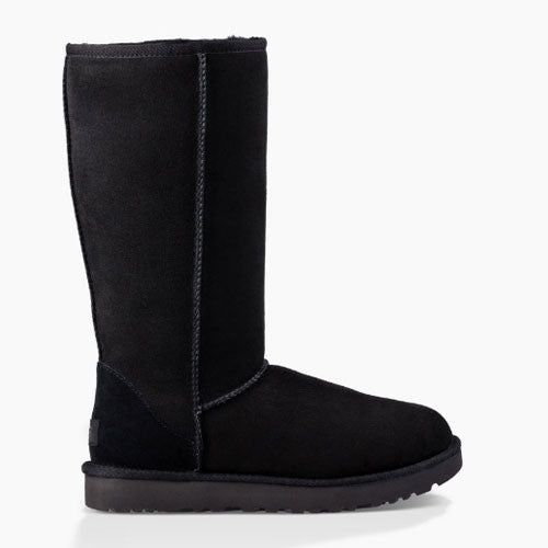UGG Women`s Classic tall II (1016224) Black - Xtreme Boardshop
