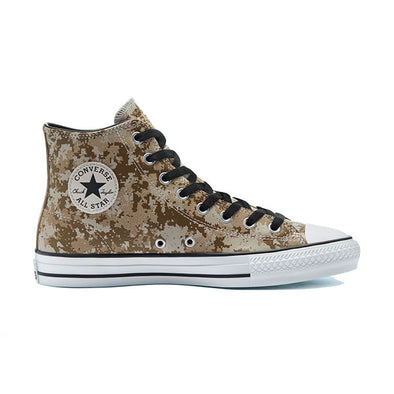 Converse CONS CTAS Pro Digi Camo High Top Khaki/Black/White