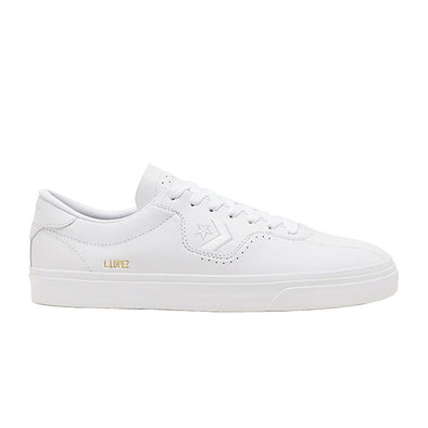 Converse Louie Lopez Pro Low Top (166845C) White/White/White
