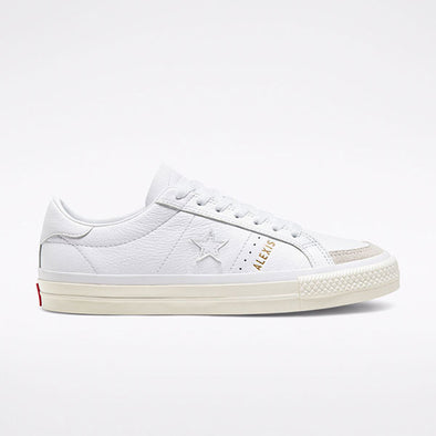 Converse CONS One Star Pro AS White/Enamel Red/Egret