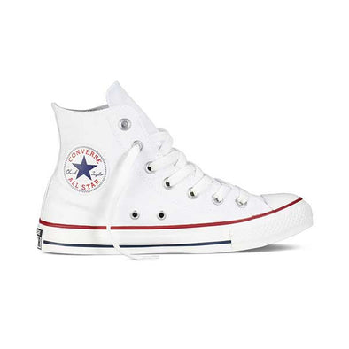 Converse All Star Hi Top Canvas Optical White - Xtreme Boardshop (XBUSA.COM)