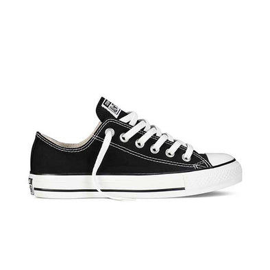 Converse All Star Low Top Canvas Black - Xtreme Boardshop
