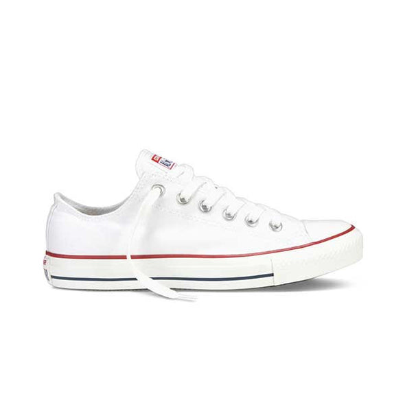Converse All Star Low Top Canvas Optical White - Xtreme Boardshop