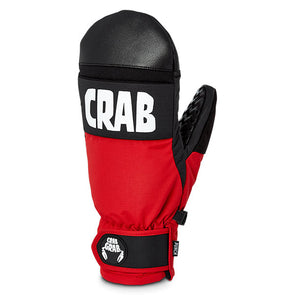 Crab Grab 2021 Punch Mitt Red