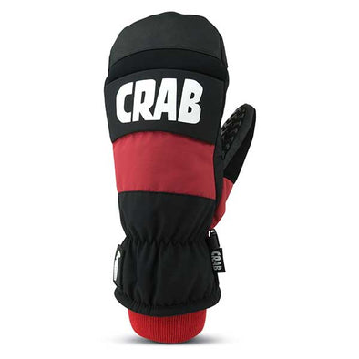Crab Grab 2019 Punch Mitt Black/Red