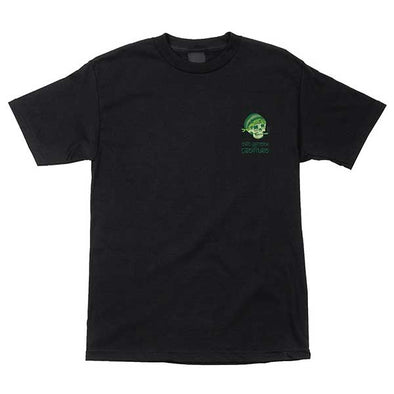 Creature Dressen Pachuco Regular S/S T-Shirt Black