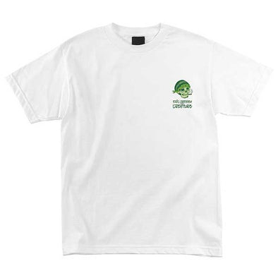 Creature Dressen Pachuco Regular S/S T-Shirt White