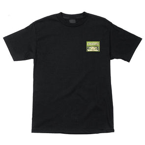 Creature Horror Feature Regular S/S T-Shirt Black