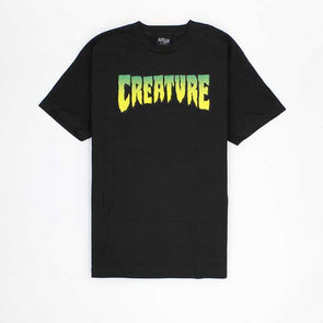 Creature Logo Black - Xtreme Boardshop