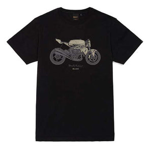 Deus Ex Machina Agott Black - Xtreme Boardshop